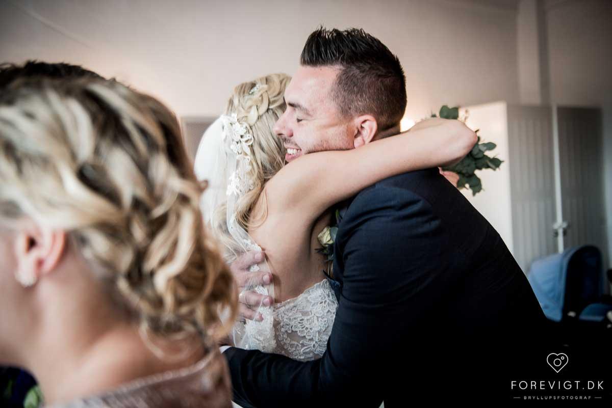 Før, under og efter et bryllup