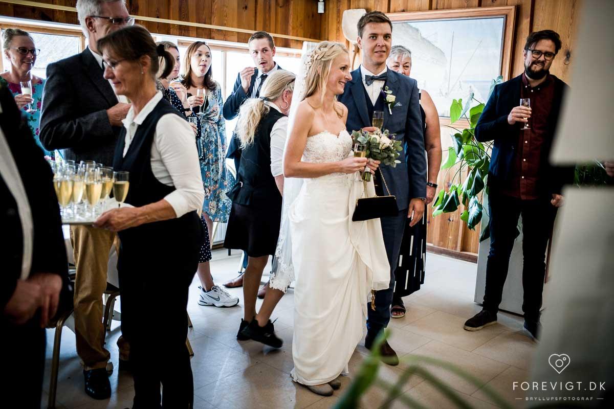 Et bryllup er en glædelig begivenhed