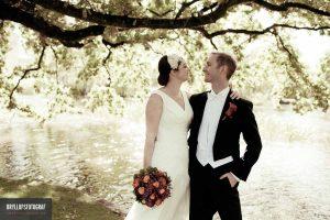Bryllupsreisen og bryllupsfesten