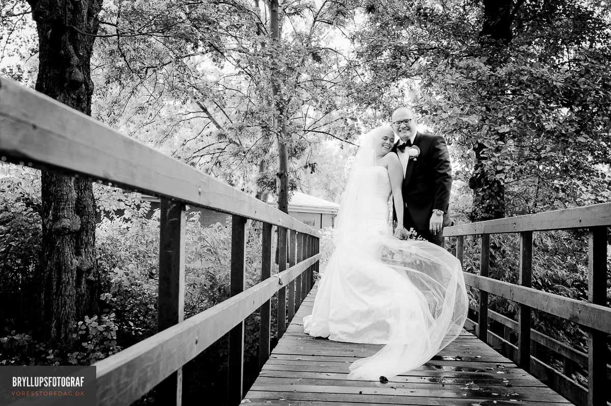 Brudens hvidekjole