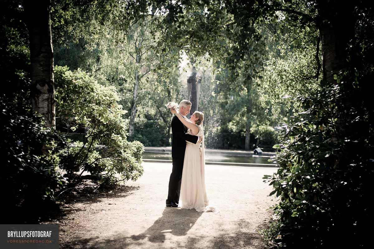 helhetsinntrykket av et bryllup