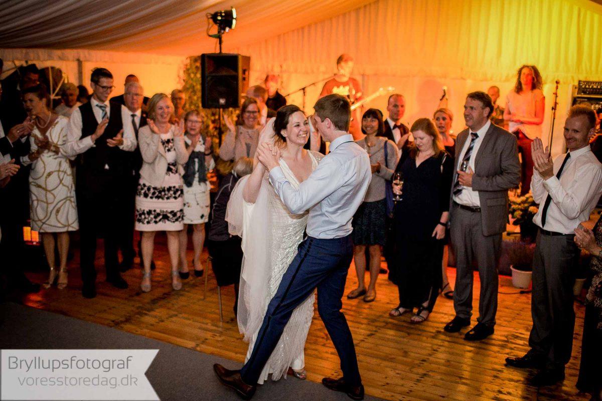 En brudevals - eller alternativet