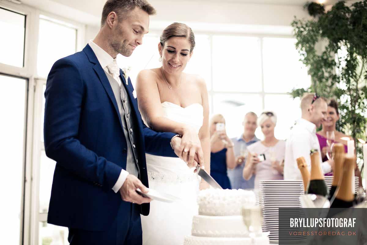 bryllupskaken