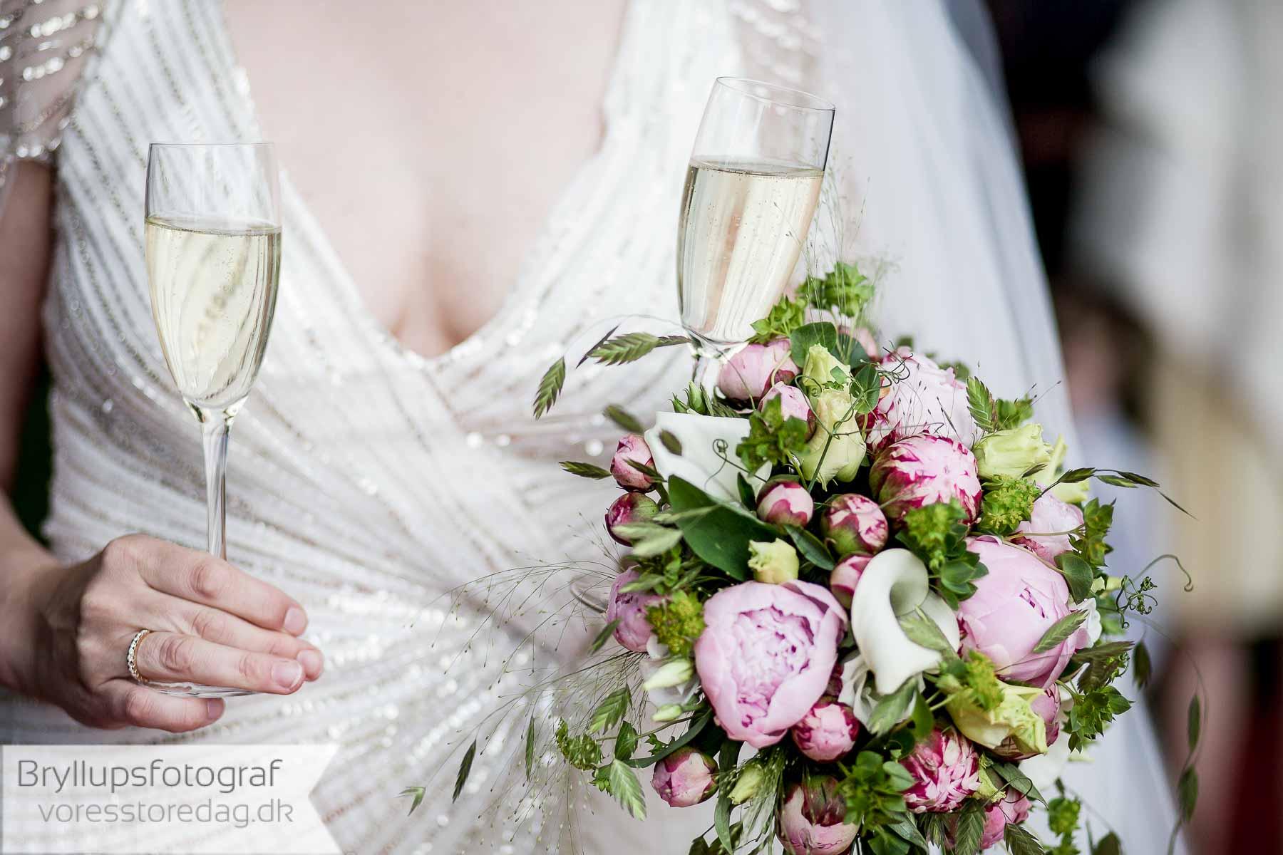 Kærlighed er nøgleordet ved ethvert bryllup