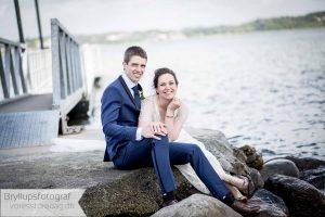 vielse og bryllupsreise