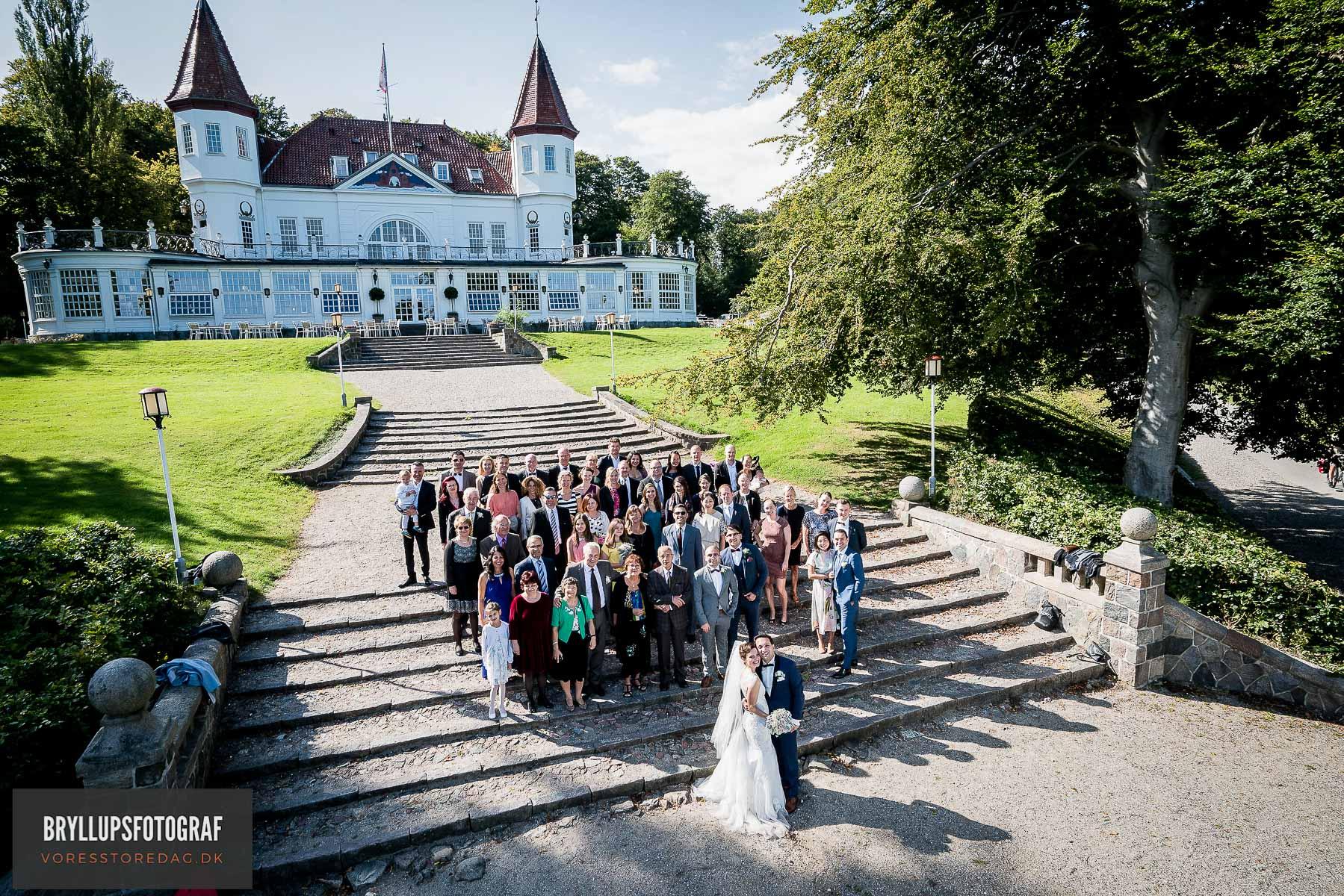 AFTENENS ALLESTEDS- NÆRVÆRENDE FOTOGRAF: JERES GÆSTER